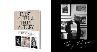 Win a signed copy of Every Picture Tells a Story - Iconic ...