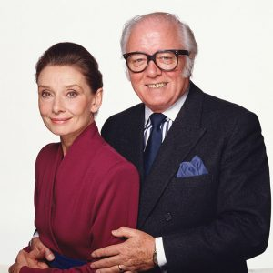 Attenborough And Hepburn