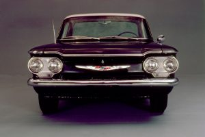 1960 Chevrolet Corvair Sport Coupe