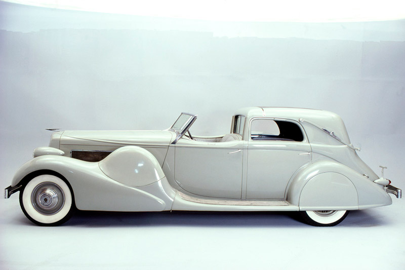 1935 Duesenberg Model SJ Town Car