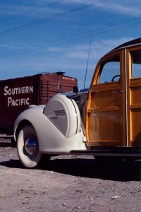 1940 Packard Station Wagon