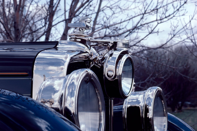 1926 Stutz Two-Passenger Speedster Series AA2