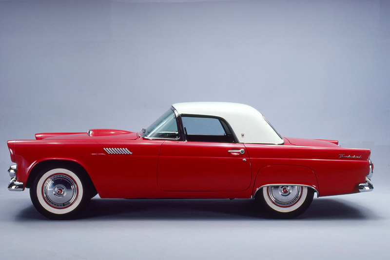 1955 Ford 40A Thunderbird Convertible Coupe