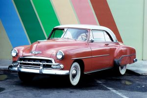 1952 Chevrolet Bel Air Hardtop Coupe