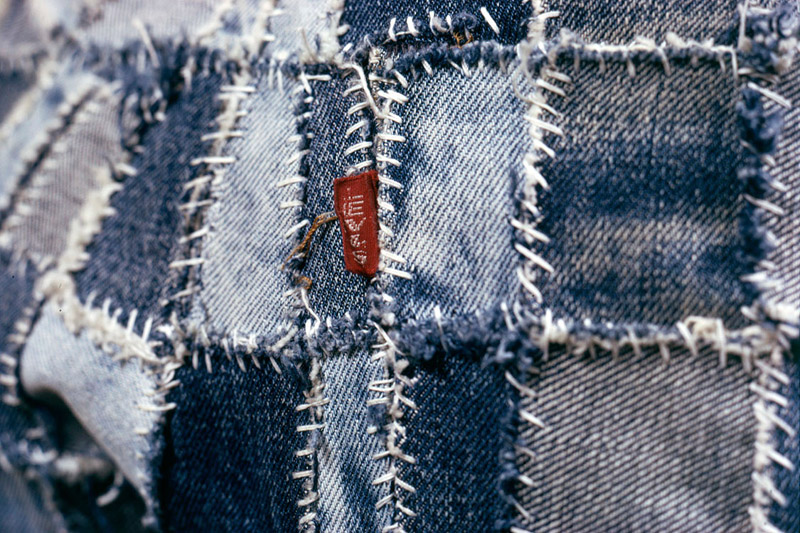 Levi's Denim Art Contest
