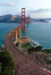 Golden Gate Bridge Anniversary