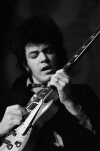 Mike Bloomfield with Electric Flag