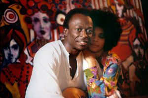 Miles and Betty Davis