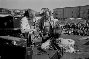 San Quentin concert for Bread & Roses