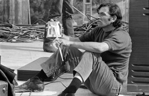 Bill Graham at Woodstock 69443-23