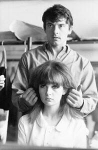 Chrissie Shrimpton & David Bailey