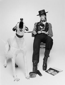 David Bowie for Diamond Dog