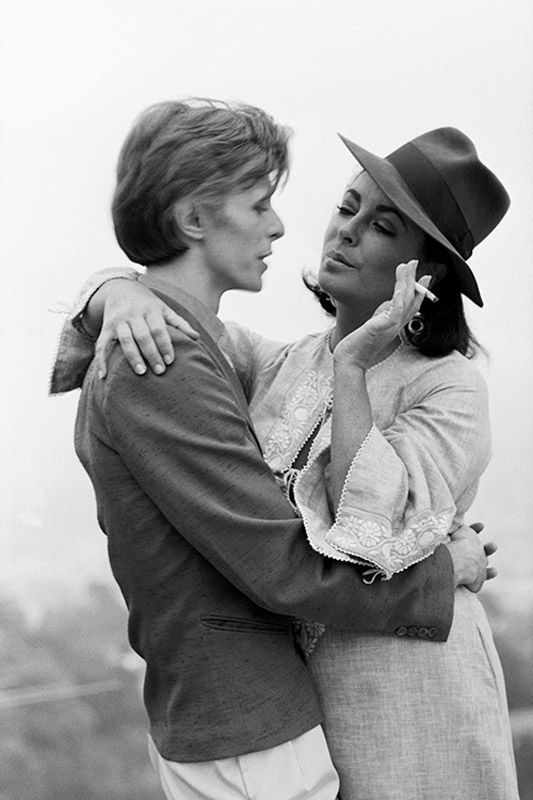 Bowie And Taylor