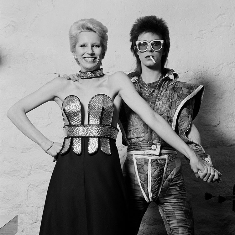 DB300 : David and Angie Bowie