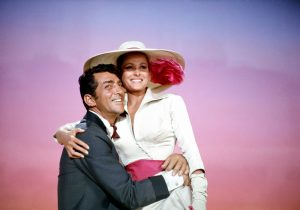 Dean Martin and Ursula Andress