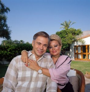 Jim and Tammy Bakker