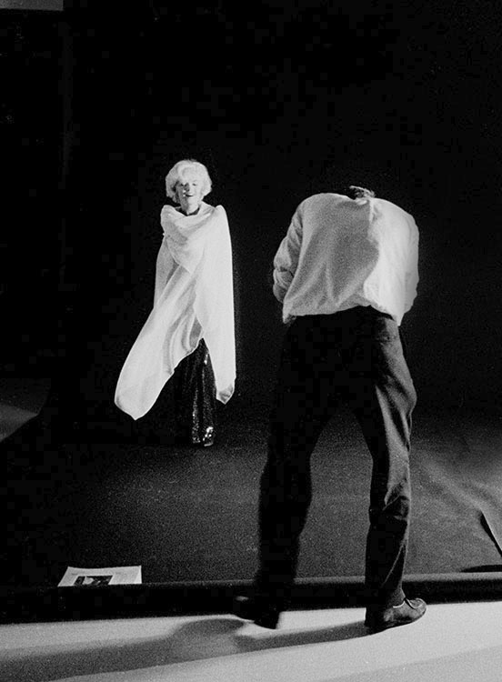 Douglas Kirkland & Marilyn Monroe: A night to remember