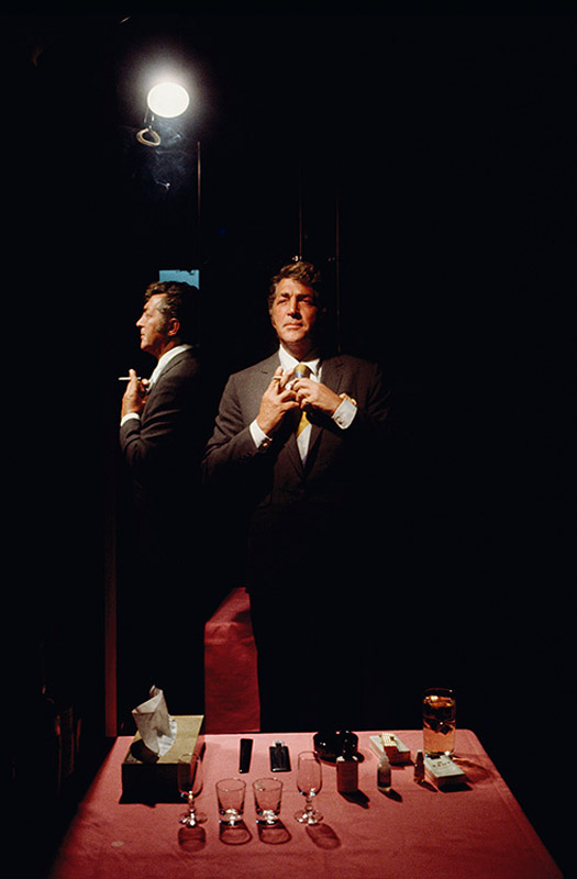 Dean Martin Backstage
