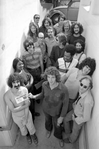 Frank Zappa & The Grand Wazoo Orchestra