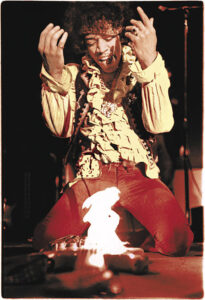 Hendrix At Monterey