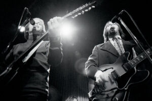 Al Jardine and Carl Wilson