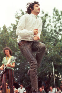 Jim Morrison in San Jose