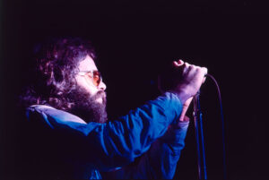 Jim Morrison at The Aquarius Theatre