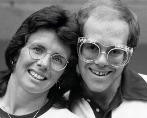 Bille Jean and Elton