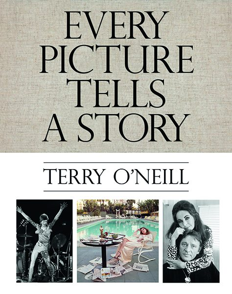 Every Picture Tells a Story – Signed by Terry O'Neill