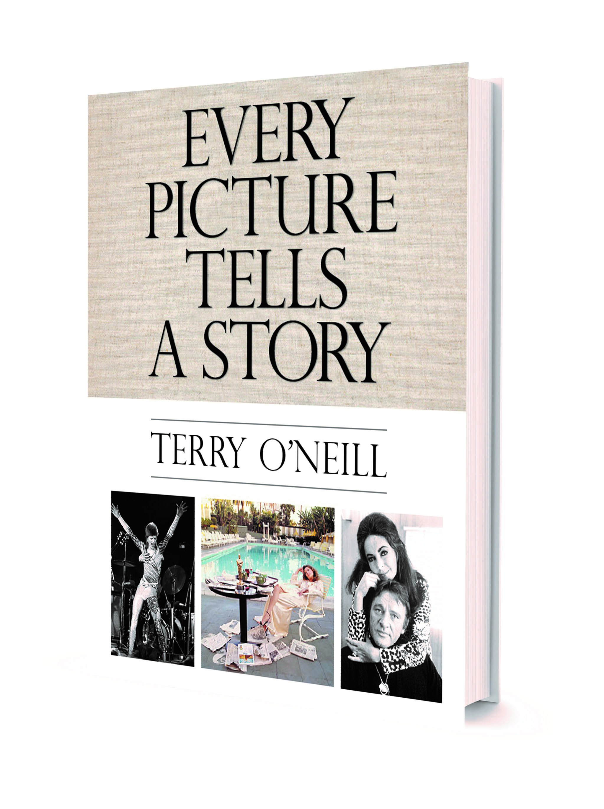 Every Picture Tells a Story - Signed by Terry O'Neill ...