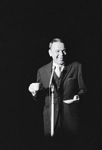 Sinatra on Stage