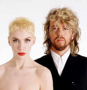 Annie Lennox and David Allan Stewart
