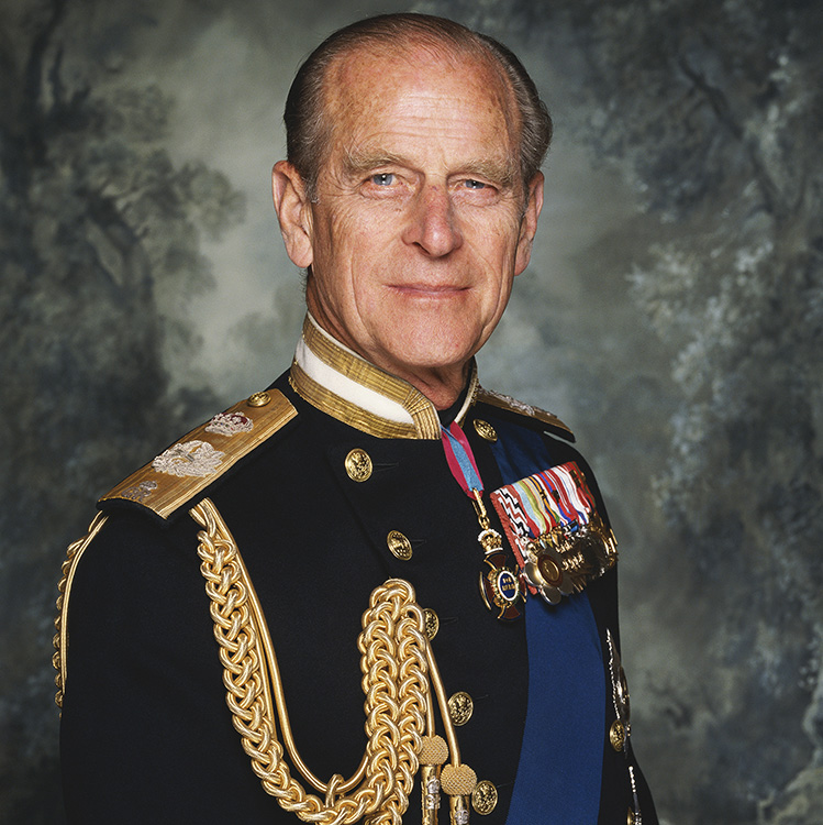 HRH Prince Philip Duke of Edinburgh