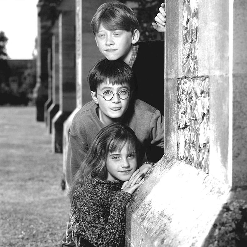 Daniel Radcliffe,Emma Watson et Rupert Grint ! | Harry ... |Radcliffe Watson Grint