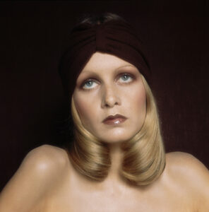 Twiggy In Biba Make-Up