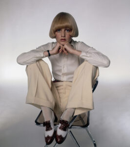 Twiggy In Cleverley