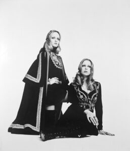 Twiggy And Pattie