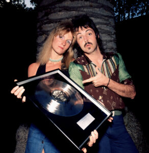 Linda & Paul McCartney