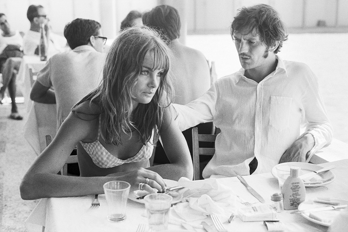 Previous Back To In Next Jean Shrimpton And Terence Stamp