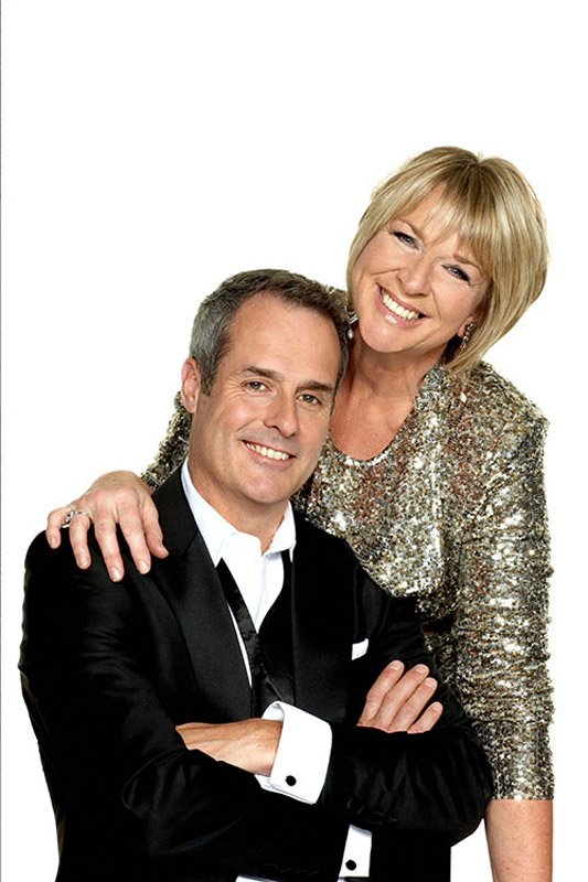 Fern Britton & Phil Vickery