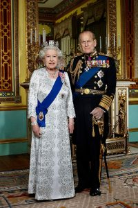 HM Queen Elizabeth II and HRH Prince Phillip