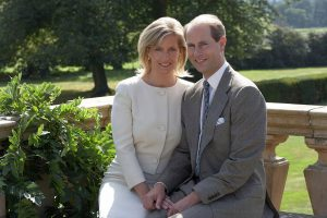 Earl & Countess of Wessex