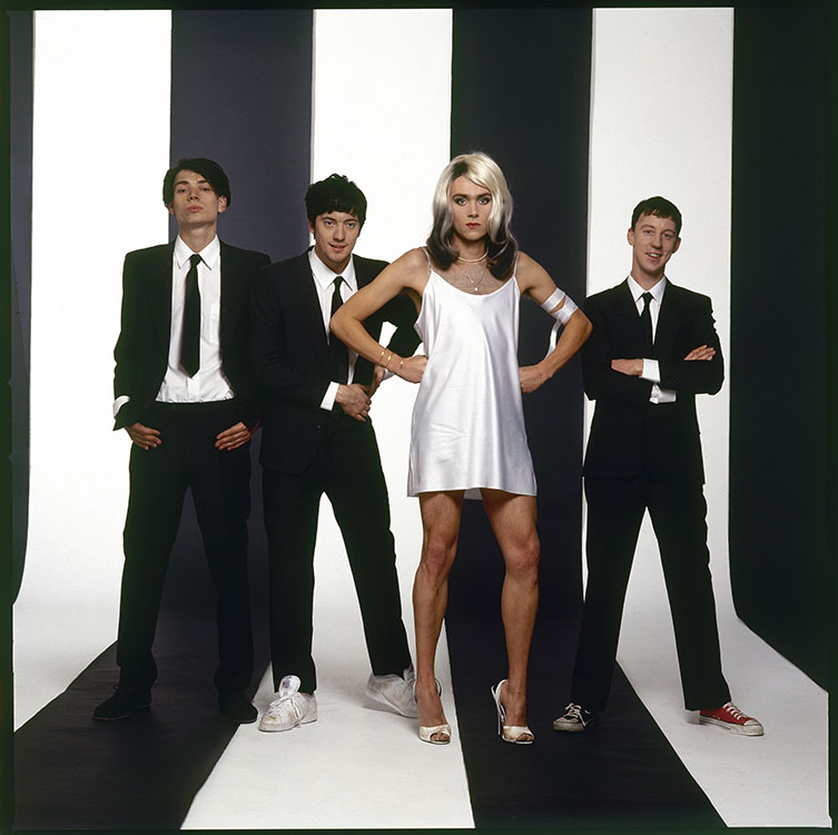 Blur As Blondie