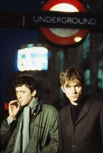Blur In London