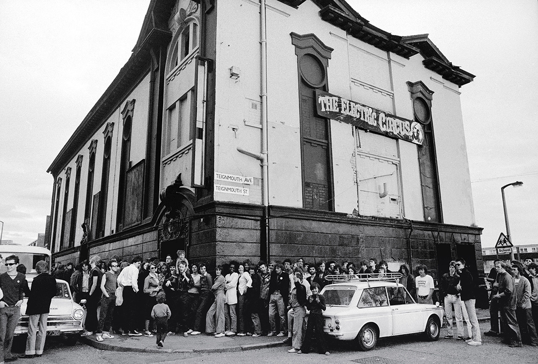 The Electric Circus, Manchester