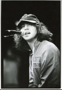 Eddie Vedder with Pearl Jam