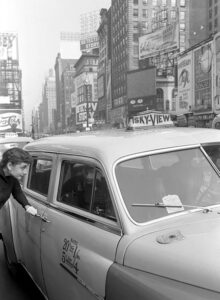 Audrey on Broadway