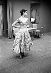 Audrey as Gigi