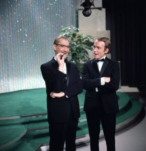 Groucho Marx & Dick Cavett