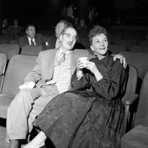 Groucho Marx & Mary Martin